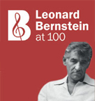 Leonard Bernstein at 100: centennial events announced