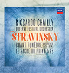 Stravinsky's <i>Funeral Song</i>: Decca announces first recording