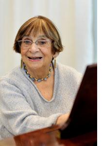 Ursula mamlok zum 90