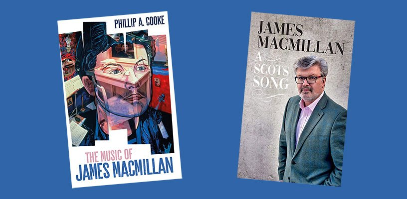 New James MacMillan books published by Boydell and Birlinn