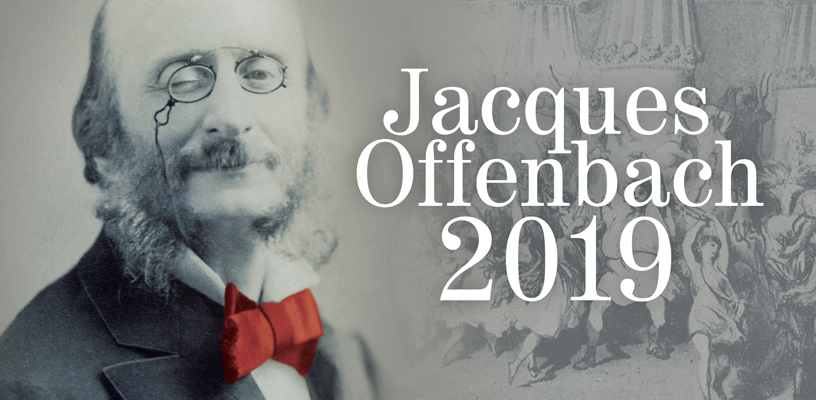 Offenbach Edition Keck: new website for 2019 bicentenary