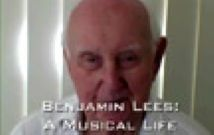 Joel Hochberg Documentary on Benjamin Lees