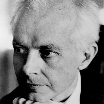 Béla Bartók photo © Boosey & Hawkes