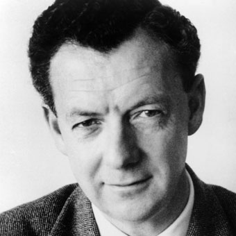 Benjamin Britten photo © Angus McBean