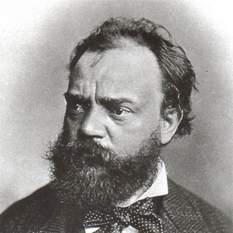 Antonin Dvorák photo © WikiCommons