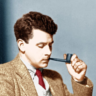 Gerald Finzi photo © Booseyprints