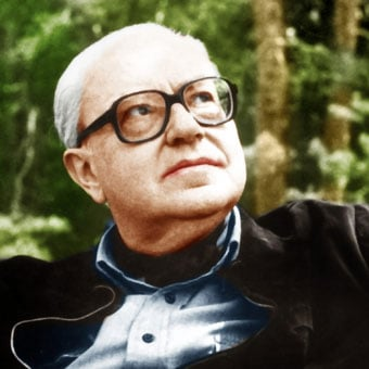 Alberto Ginastera photo © Booseyprints