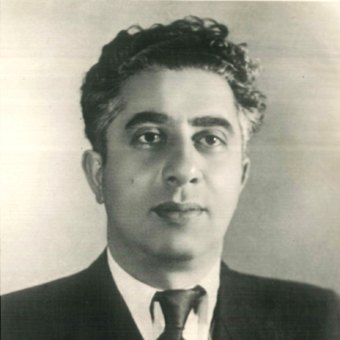 Aram Khachaturian photo © Boosey & Hawkes