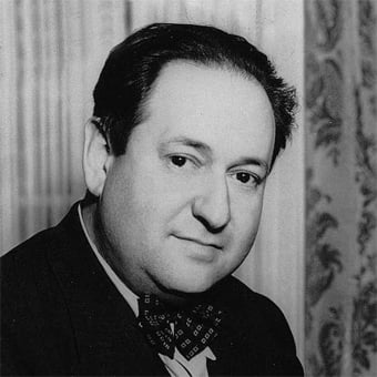 Erich Wolfgang Korngold photo