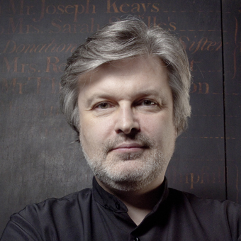 James MacMillan photo © Philip Gatward
