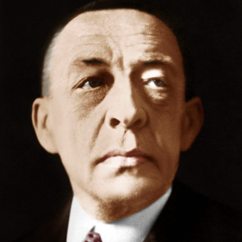 Sergei Rachmaninoff photo © Booseyprints