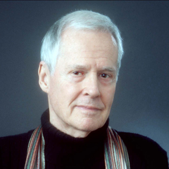 Ned Rorem photo © Christian Steiner