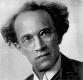 Franz Schreker photo © F. Löwy