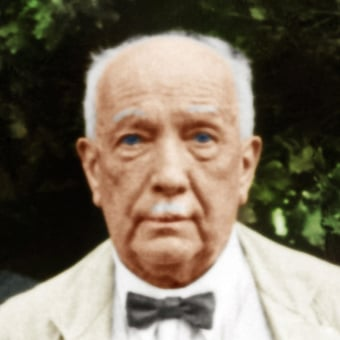 Richard Strauss photo © Booseyprints