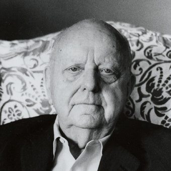 Virgil Thomson photo © Christopher Cox