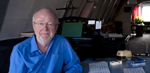 Louis Andriessen interview