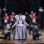 Britten's Gloriana returns to the stage in Madrid