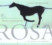 ROSA The Death of a Composer