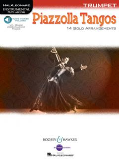 Piazzolla Tangos for Trumpet