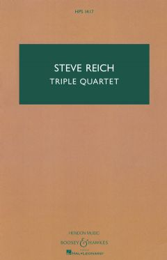 Triple Quartet for String Ensemble HPS1417
