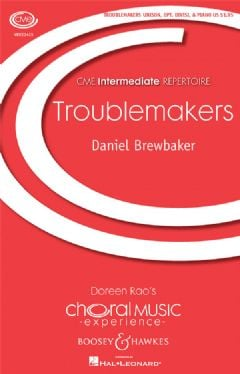 Troublemakers (Unison & Piano)