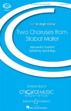 Two Choruses from: Stabat Mater