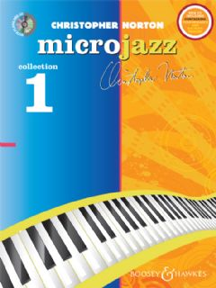 Microjazz Collection 1 (with playalong CD)