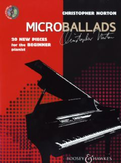 Microballads (Book + CD)