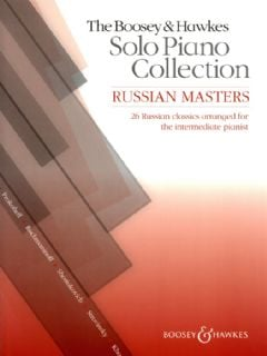 Solo Piano Collection: Russian Masters