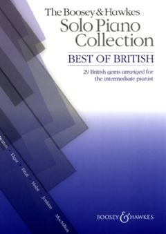 Boosey Solo Piano Collection: Best Of British
