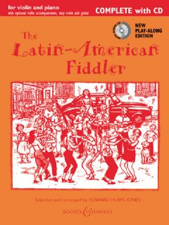 Latin-American Fiddler Repackage (Complete + CD)