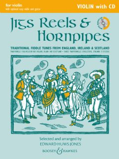 Jigs, Reels & Hornpipes (New Edition) (Violin)