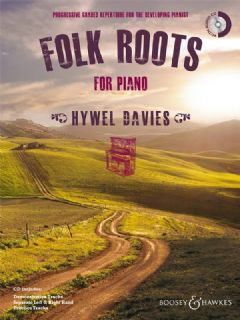 Folk Roots for Piano