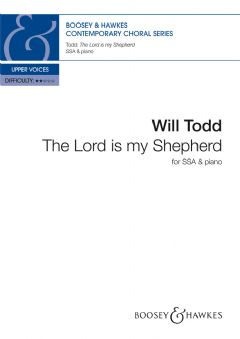 The Lord Is My Shepherd (SSA)