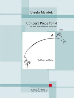 Concert Piece for 4 (1964/2003)