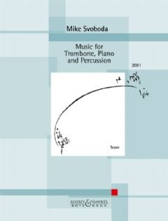 Music for Trombone, Piano and Percussion (2011)