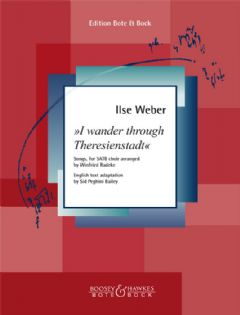 I wander through Theresienstadt (SATB)