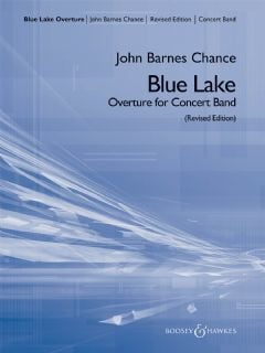 Blue Lake (Overture for Concert Band)