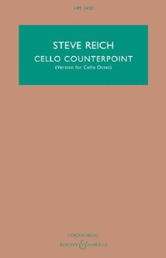 Cello Counterpoint - Cello Octet (HPS 1433)
