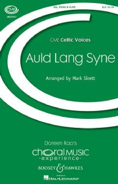Auld Lang Syne (SSA, Piano & Flute)