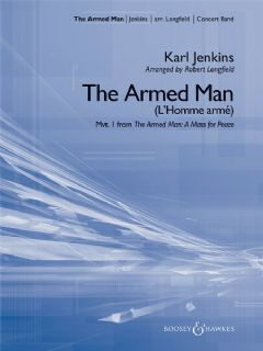 The Armed Man: A Mass for Peace (Wind Band)