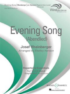 Evening Song  (Abendlied)