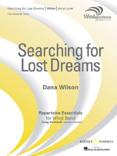 Searching for Lost Dreams (score & parts)