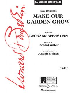 Make Our Garden Grow (Wind Band - Score & Parts)