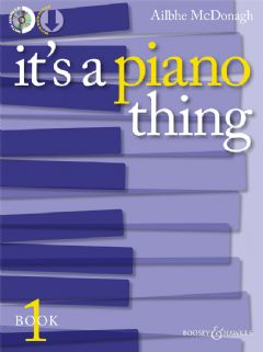 It's A Piano Thing - Book 1 (Grades 1-3)