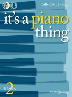 It's A Piano Thing - Book 2 (Grades 3-5)