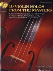 Allegro from Sonata in B minor (10 Violin solos from the masters)