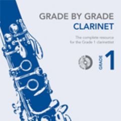 Cantilena (accomp.) from Grade by Grade for Clarinet