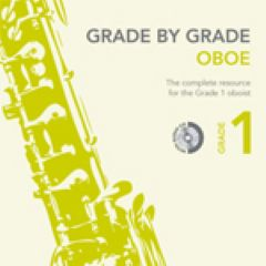 Cantilena (accomp.) from Grade by Grade for Oboe
