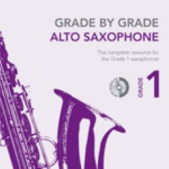 **Pomp and Circumstance (accomp.) from Grade by Grade for Alto Saxophone**